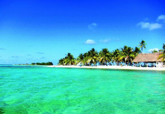 Les plages allient quiétude et eaux cristallines. Un pur régal! DR