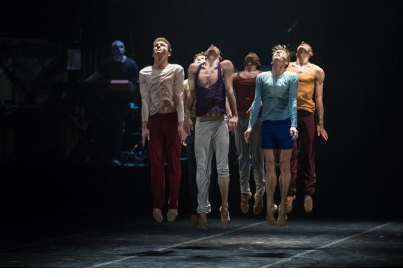 Le Ballet Béjart s'invite dans votre salon durant cette période de confinement. BBL - GREGORY BATARDON