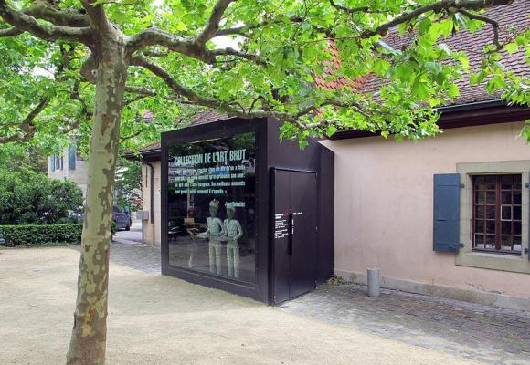 A l'image de la Collection de l'art brut, tous les musées communaux lausannois ont rouvert leurs portes lundi.