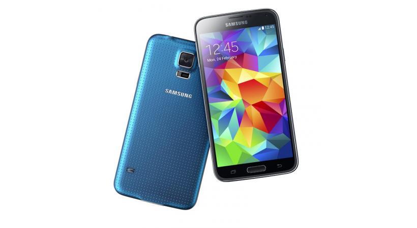 Galaxy S5, un écran de 5.1'' (13cm)