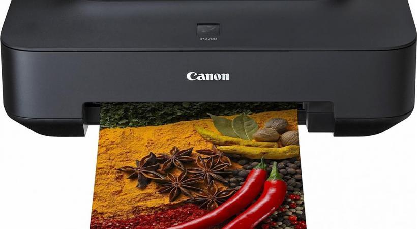 Canon Pixma iP2700: