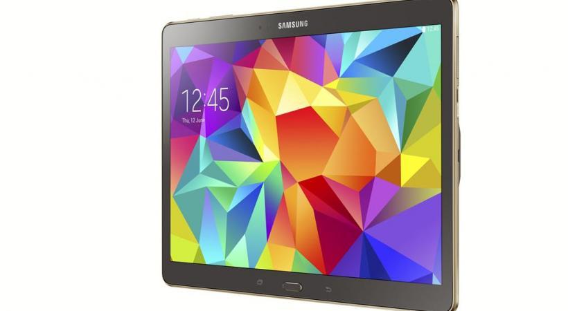 Galaxy Tab S: la meilleure tablette de Samsung