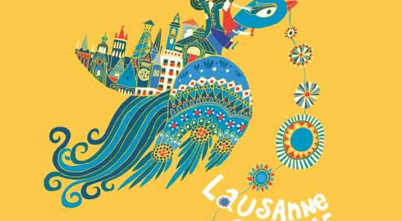 Lausanne estivale 2012