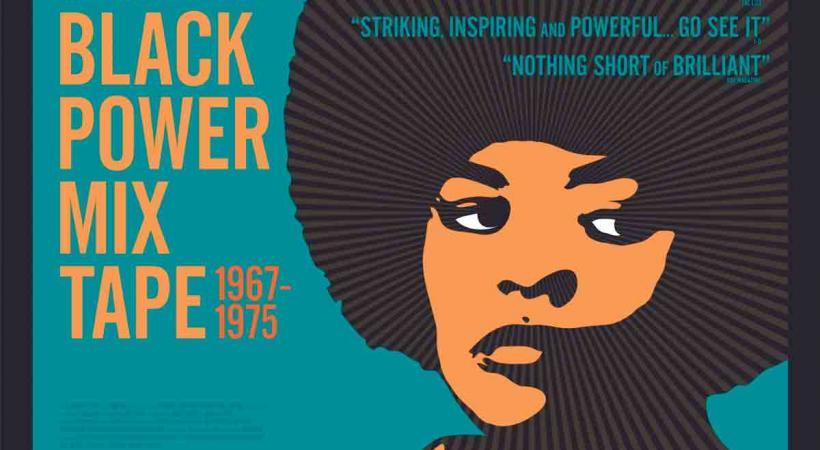 DOCUMENTAIRE - Black Power Mixtape