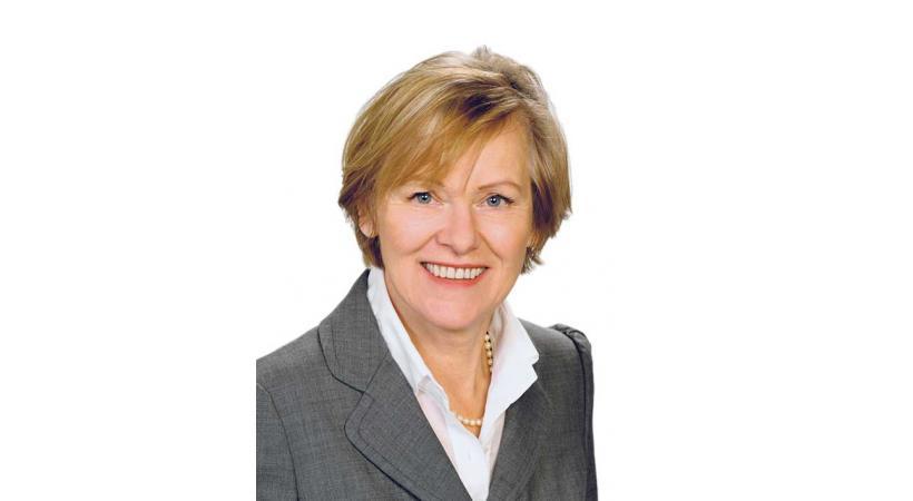 Lilly Bornand. Vice-présidente des Verts Libéraux lausannois