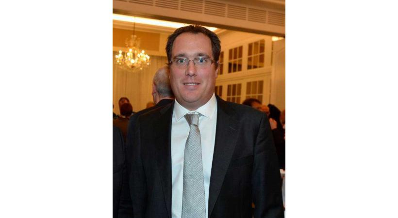 Steeve Pasche, directeur de Lausanne Tourisme.