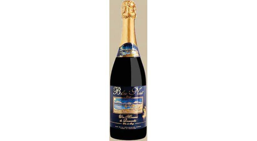 Bleu nuit  Vin mousseux de Romandie  Cave de la Côte