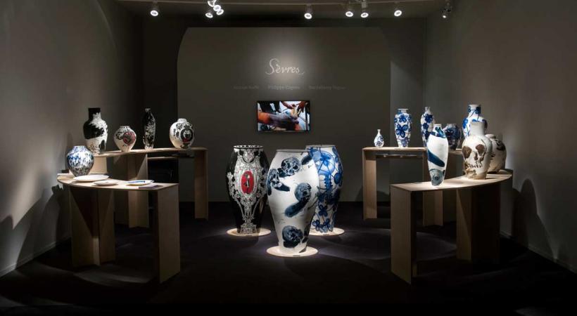 La Brafa est devenue un des rendez-vous incontournables du marché de l'art.