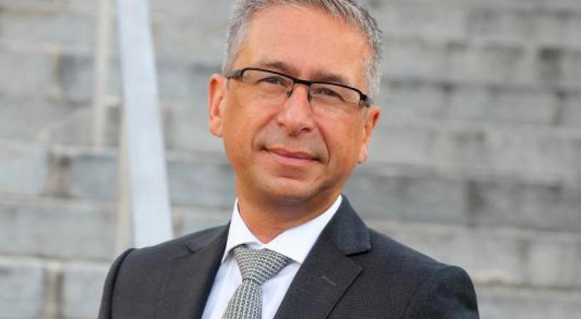 Jean-Luc Moner-Banet. Directeur général de la Loterie Romande