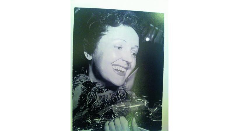 L'interprète de «La vie en rose» au faîte de sa gloire. Musée Edith Piaf