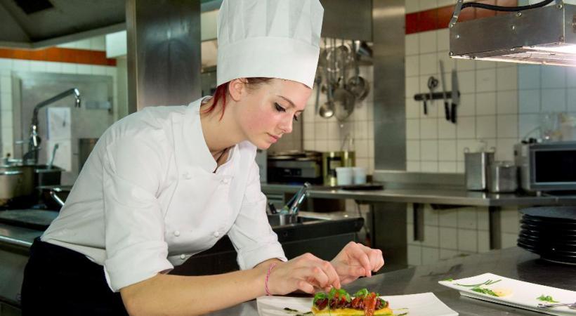 La recette de Pauline Chollet, apprentie au Tribeca Restaurant, Bar & Lounge.