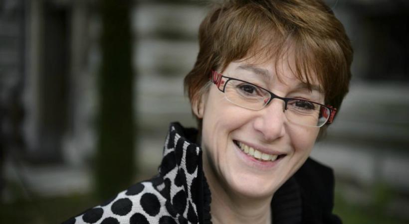 Fabienne Despot, DÉPUTÉE, Pdte UDC Vaud