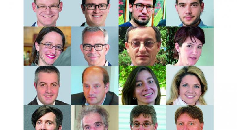 16 candidats à la Municipalité