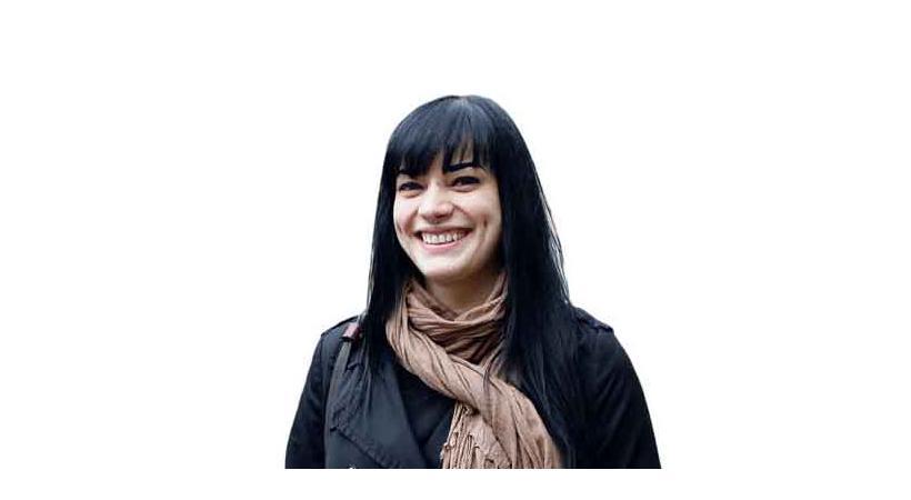Alina, habitante de Bussigny