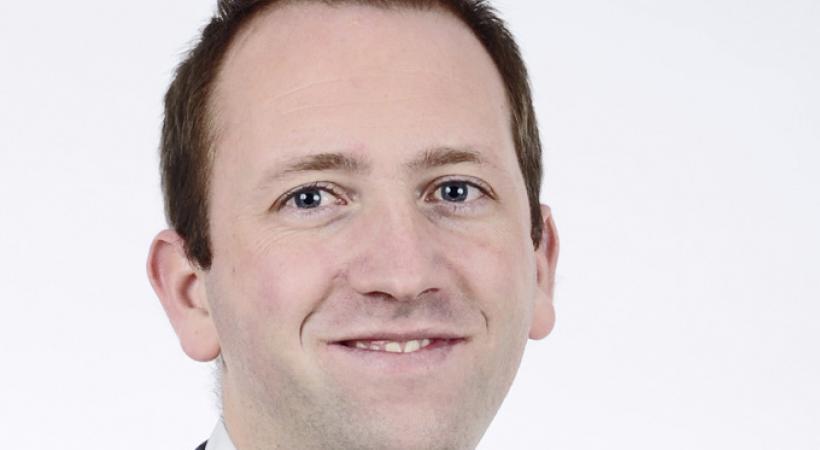 Axel Marion, Député, Co-président du PDC VAUD