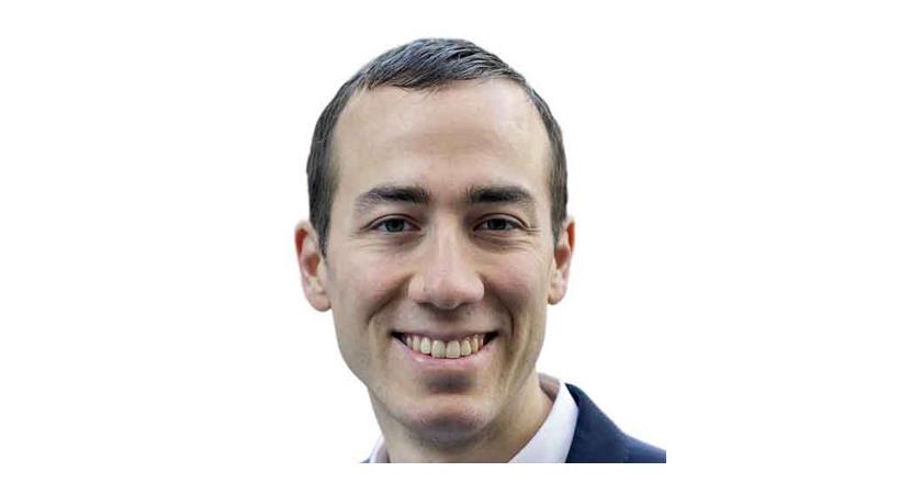 Benoît Gaillard, président du Parti socialiste lausannois