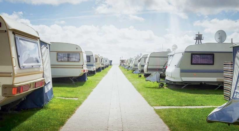 Le camping, une réalité qui n'est pas qu'estivale!