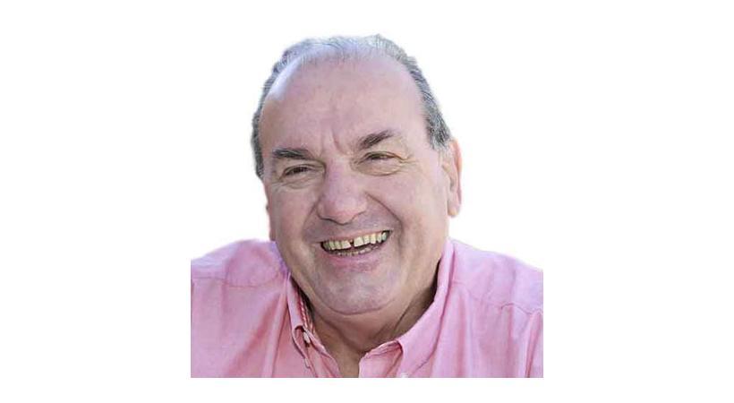 Jacky Delapierre, président d'Athletissima