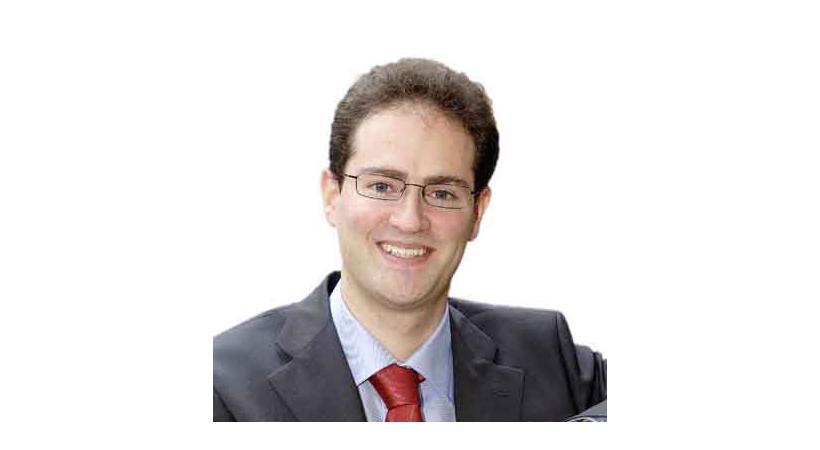 Mathieu Blanc, député PLR lausannois