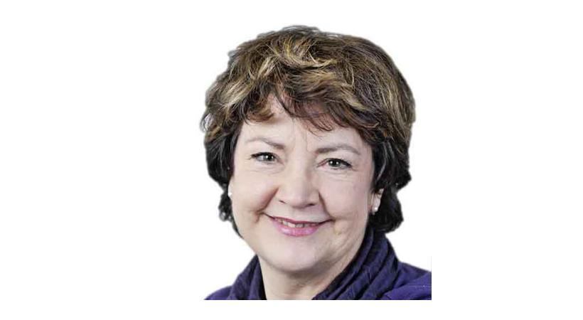 Monique Richoz, président de Pro Infirmis