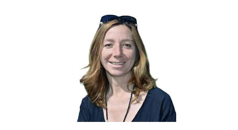 Natacha Litzisdorf, députée verte lausannoise