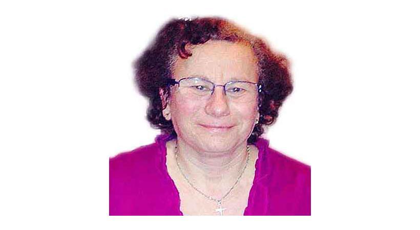 Sylvie, habitante de Lausanne