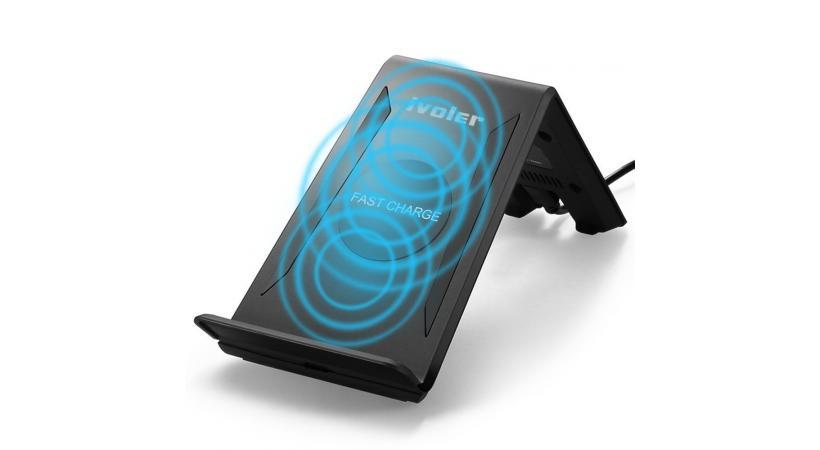 iVoler Qi — Support de Charge sans fil