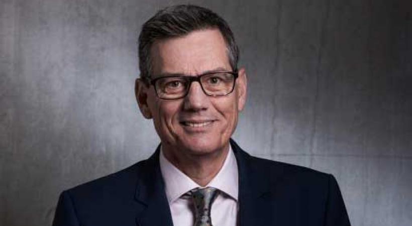 Jean-Marc Demmiere, Président de la Fédération vaudoise des entrepreneurs.
