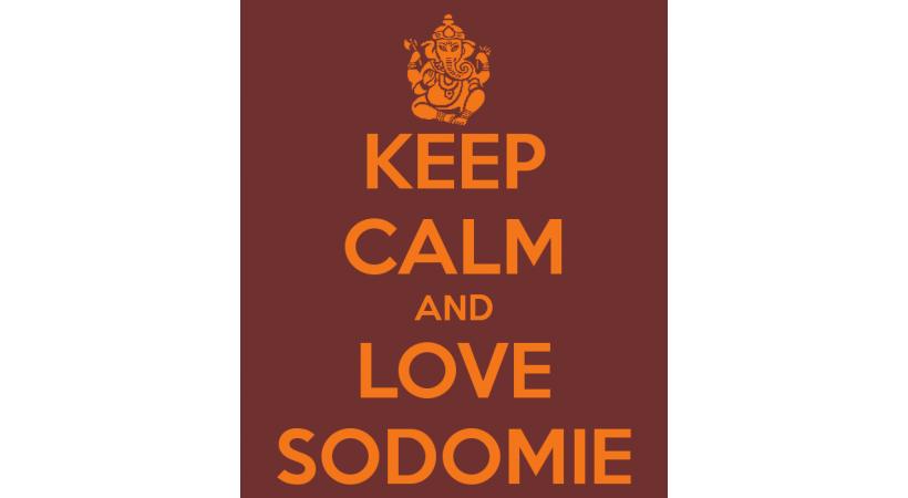 Sodomie, oui mais…