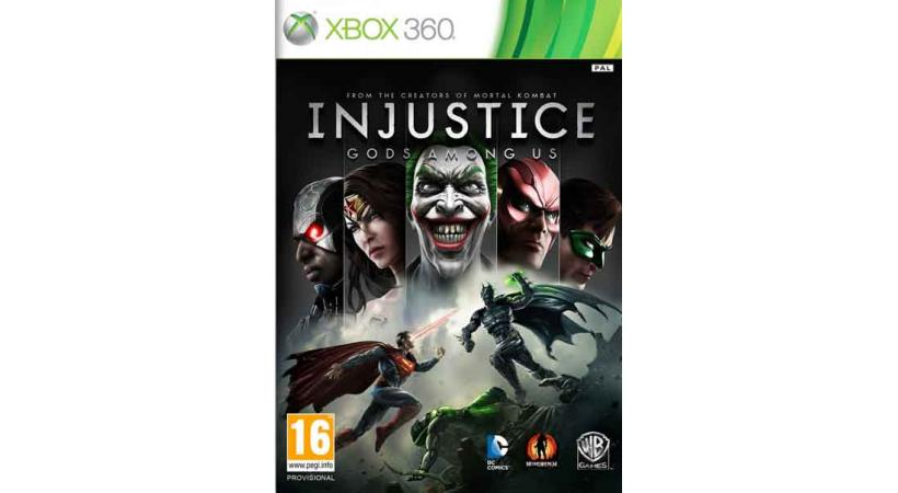 Injustice - Warner Bros Games nous propose un jeu de combat classique mettant en scène les plus grands héros de DC Comics.