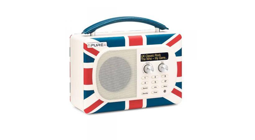 Radio portable Pure