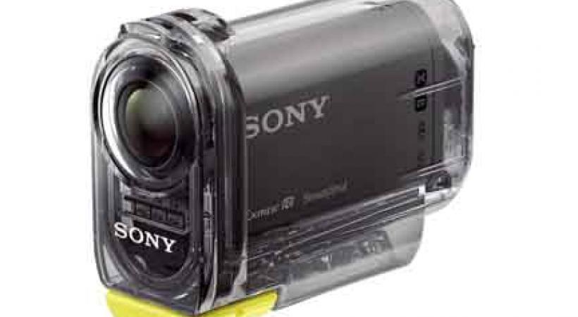 l'Action Cam HDR-AS15 du géant Sony