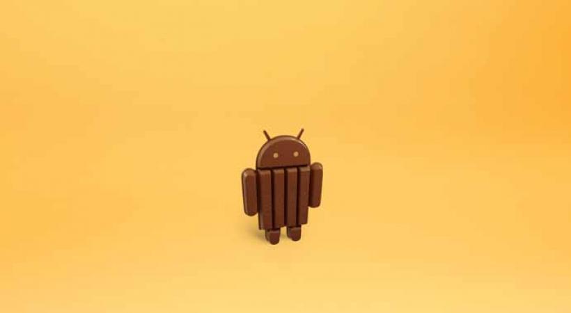 Voici venir Android 4.4 en chocolat!