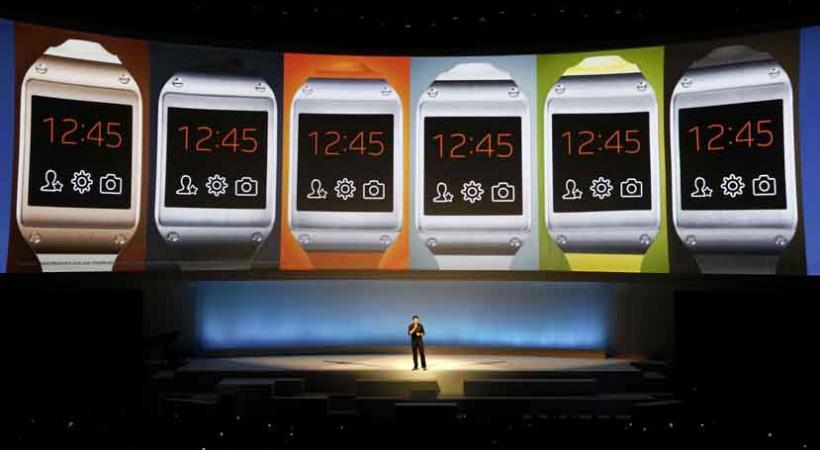Smartwatch: la bataille commence