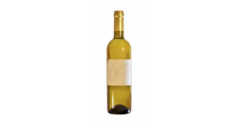 Chardonnay 2011 Côtes de l'Orbe AOC