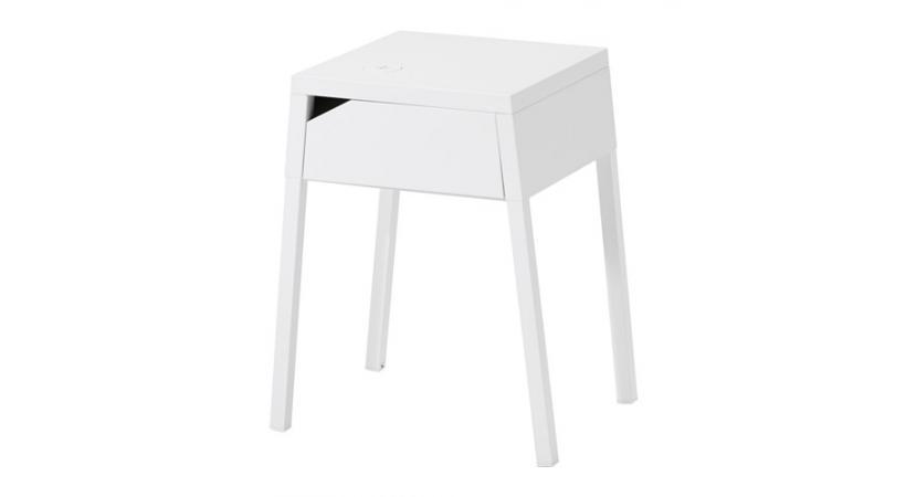 SELJE IKEA —Meuble avec station de recharge