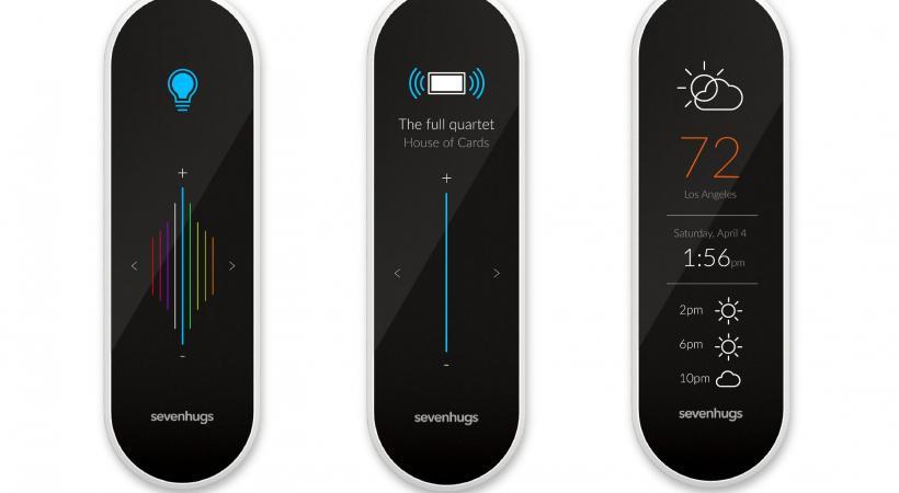 Smart Remote de Sevenhugs – La télécommande universelle