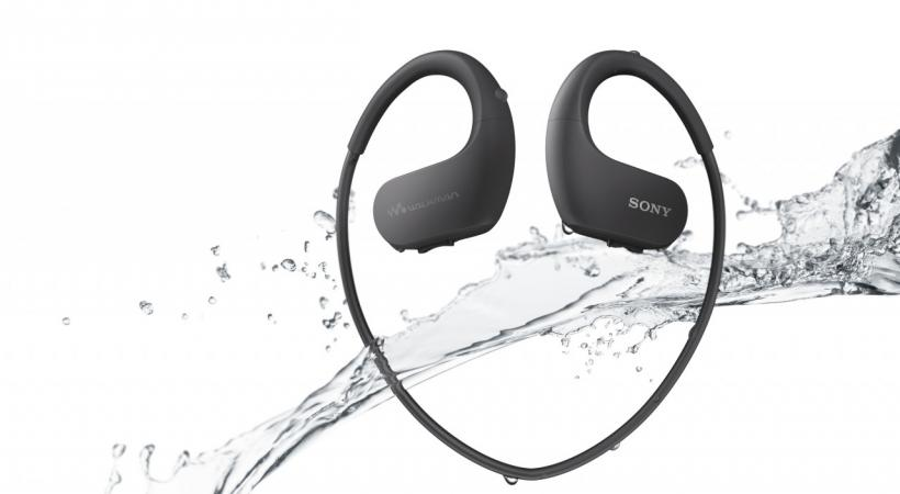 Sony gamme Walkman Sport