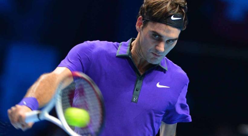 Federer et Wawrinka dans l'ascenseur