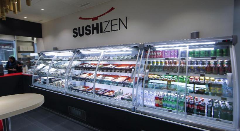 FLON - Sushis dans le métro