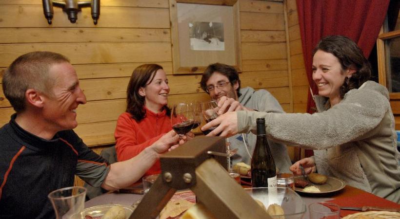 Tout séjour savoyard est aussi prétexte à savourer les produits du terroir.