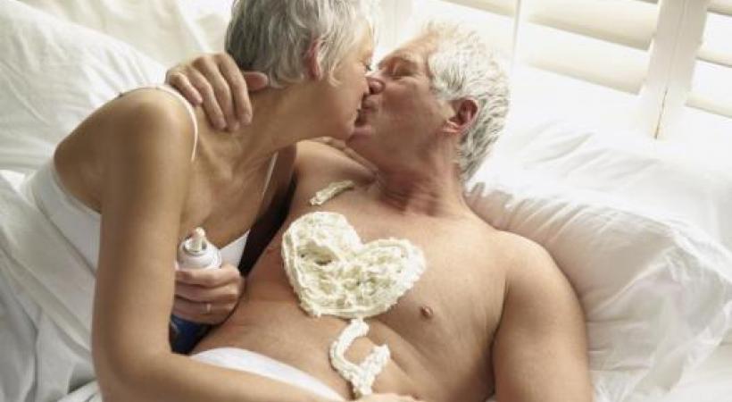 """""""Il n'est pas interdit de retomber amoureux à un âge avancé... """""""