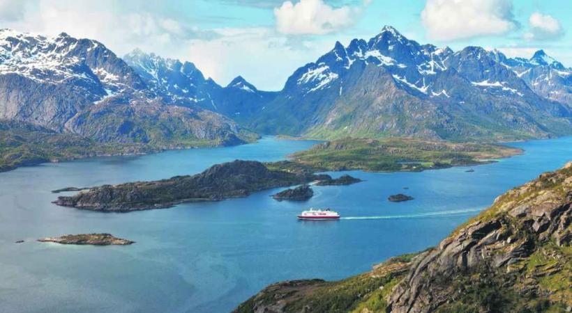 N'est-ce pas la plus belle destination du monde?