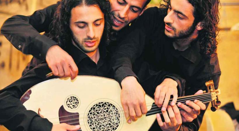 Le Trio Joubran.