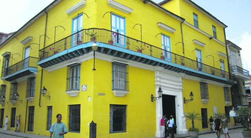 La Havane reprend des couleurs.