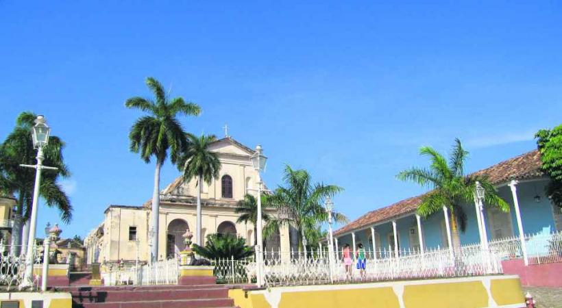 Trinidad, un joyau à visiter de préférence hors des grandes affluences touristiques.