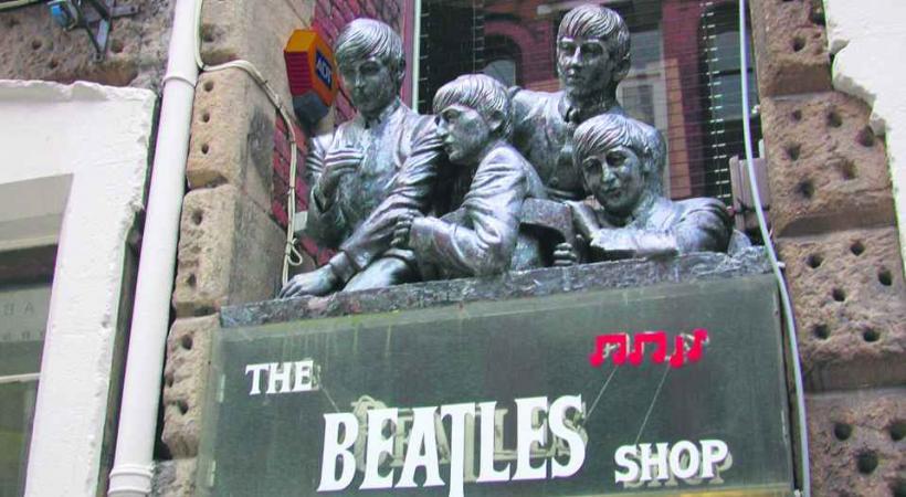 Liverpool est une destination très prisée, riche en culture et animations.