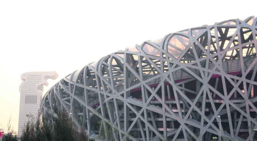 Le stade olympique surnommé