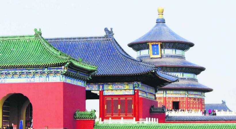 Si Pékin est une mégalopole, c'est avant tout une vraie ville chinoise.