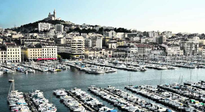 Le Vieux-Port et Notre-Dame de la Garde sont l'image la plus connue de Marseille qui recèle pourtant bien d'autres trésors.